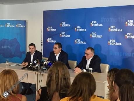 ULTIMA ORĂ: Ponta mai ia doi parlamentari de la PSD. Unul dintre ei este fost ministru