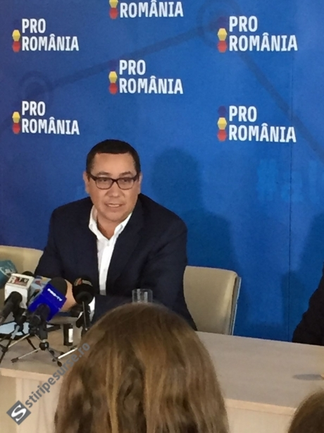 CONTRE între Victor Ponta și Mugur Ciuvică: fostul premier, reacție la acuzațiile lansate în direct la Antena 3
