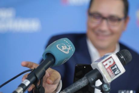Victor Ponta atacă PSD din cauza lui Ionuț Mișa: 'Am impresia că este o chestie ca să-l saboteze pe Tudose'
