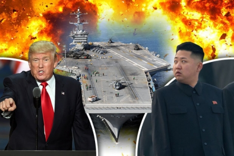 După ce Donald Trump a spus că are o relație bună cu Kim Jong Un, Coreea de Nord dă replica: 'E un DEMENT, latră ca un câine turbat'