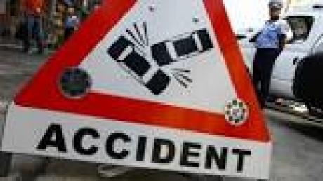 ACCIDENT pe DN 1: Trei mașini sunt implicate, sunt 4 victime, între care și un minor