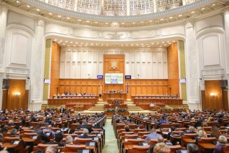 Camera Deputaţilor: Plenul a început dezbaterile pe modificările la Codul de procedură penală - VIDEO