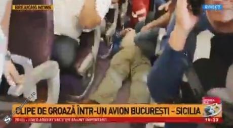 ALERTĂ AVIATICĂ în România: O aeronavă Wizz Air a lovit o pasăre, a intrat în picaj, mai multe VICTIME / VIDEO