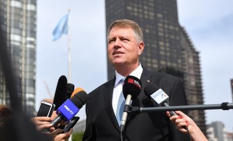 Klaus Iohannis, somat să sesizeze Comisia de la Veneția în legatură cu CCR: 'Suntem la un pas de dezastru'