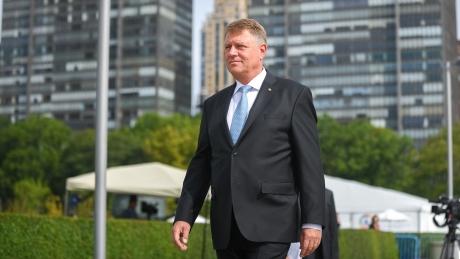 Președintele Klaus Iohannis s-a întâlnit cu românii din Philadelphia: Relațiile României cu SUA sunt mai puternice sub Administrația Trump!