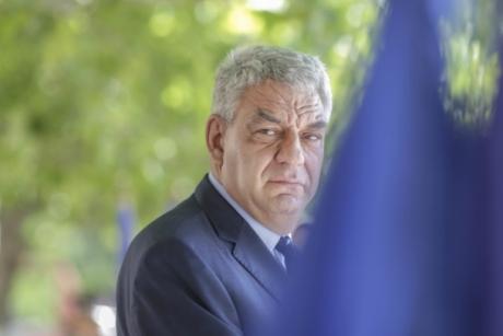 Mihai Tudose îl pune la COLȚ pe Codrin Ștefănescu: 'Lasă-l, are bau-baul sub pat, nu-l contrazice. Se recomandă şi în tratatele de medicină'
