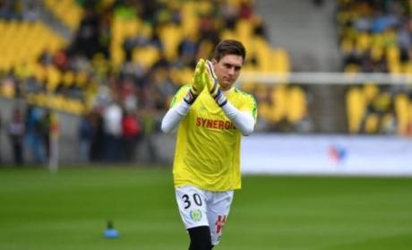 Victorie pentru Tătăruşanu în Ligue 1: Nantes – Guingamp, scor 2-1