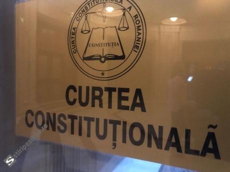 Alegeri la CCR: Când se alege noul preşedinte al Curţii şi cine este favorit