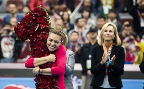 Calcule ESENȚIALE: Ce trebuie să facă Simona Halep la Turneul Campionilor pentru a intra în istoria tenisului