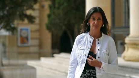 Jurnalista asasinată în Malta, în atenţia summitului UE