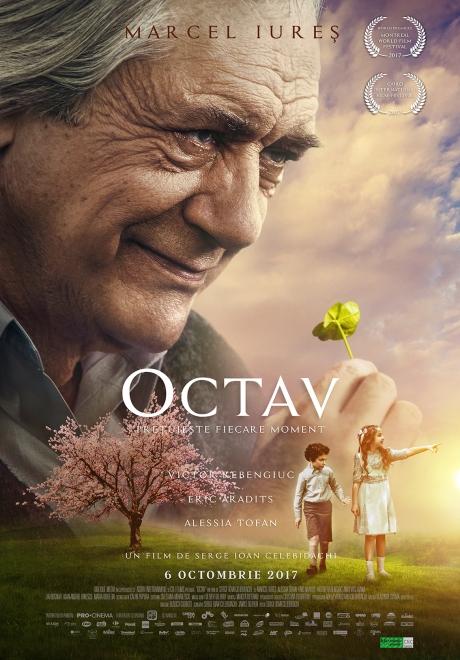 Marcel Iures şi Eric Aradits se joacă de-a copilăria în 'Octav'