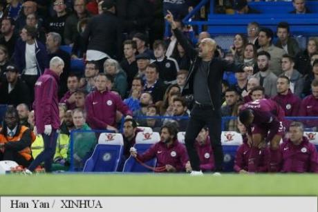 Record în Premier League: Manchester City a obţinut a 15-a victorie consecutivă