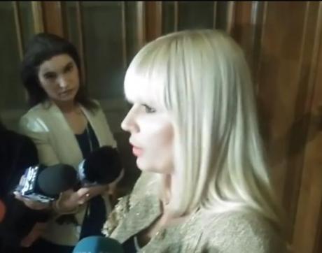 RĂSTURNARE DE SITUAŢIE Reacţia Elenei Udrea după ce s-a zvonit că ar fi însărcinată