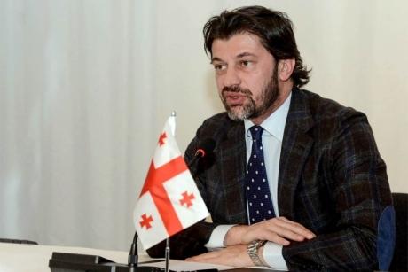 Fostul star al lui Milan, Kakha Kaladze, a fost ales primar al capitalei Georgiei, Tbilisi