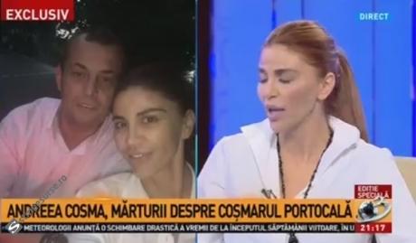 Andreea Cosma, deputată PSD, DEZVĂLUIRI CUTREMURĂTOARE despre procurorul Portocală, de la DNA: 'Am pierdut un copil din cauza lui. Mi-au luat fotografii intime'