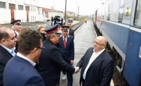 Obiectiv URIAȘ pentru ministrul Transporturilor, la puțin timp după ce l-a demis pe directorul CFR: 'Îmi propun ca și MT să se dedulcească, la greu...'