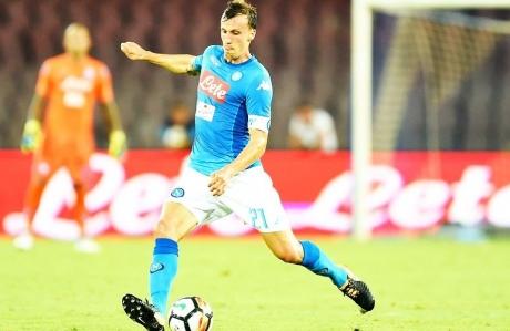 Fotbalistul echipei Napoli, Vlad Chiricheş, s-a declarat extaziat de revenirea pe teren după cinci luni și jumătate