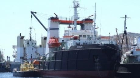 Un pescador turcesc s-a scufundat în Portul Constanţa (surse)