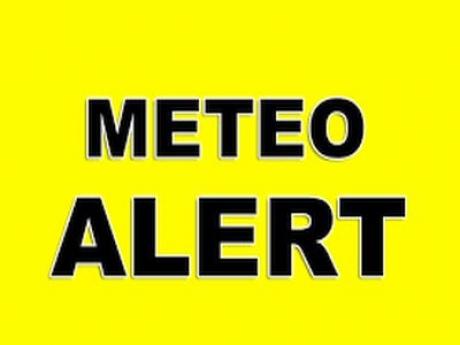 Meteorologii au emis avertizare COD GALBEN pentru 4 județe