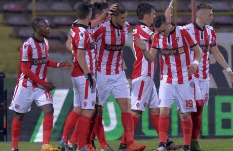 Dinamo a bătut-o cu 2-0 pe FC Voluntari, în Liga I