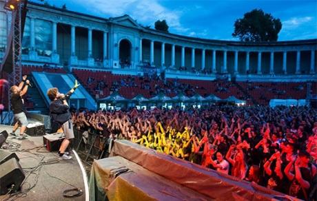 Slayer va concerta pe 10 iulie la Arenele Romane din Bucureşti, în cadrul ultimului ei turneu mondial