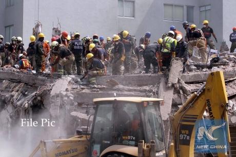 100.000 de oameni au rămas fără locuinţe după cutremurul din Iran