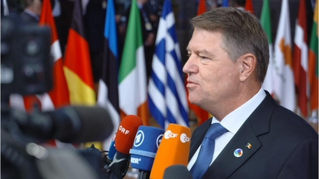 Iohannis: I recommend the Parliament to address with utmost responsibility the amendments to criminal codes