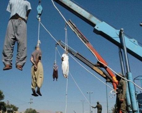 ȘOC pentru Statul Islamic: 7 soldați au fost condamnați la moarte prin spânzurare