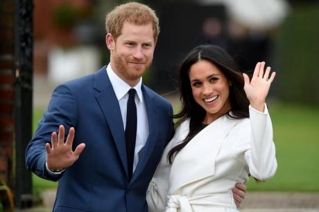 Așa arată invitaţiile la nunta anului: Câți oameni au fost chemați la căsătoria prinţului Harry cu Meghan Markle / FOTO