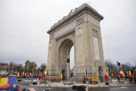 Arcul de Triumf va fi gazda cititorilor la Noaptea Cărţilor Deschise