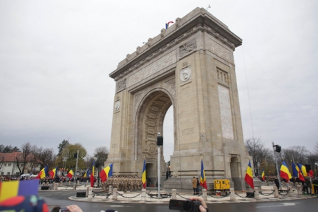 Restricții rutiere în Capitală pe 24 noiembrie şi 1 decembrie, în contextul organizării paradei militare de Ziua Naţională