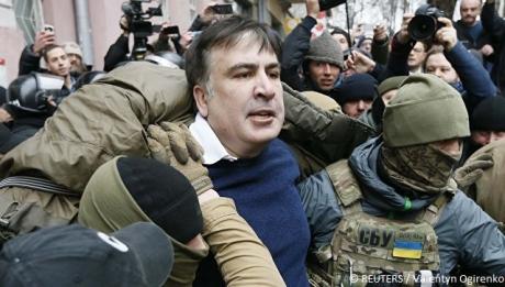 Mihail Saakaşvili îi cere lui Zelenski să-i restabilească cetăţenia ucraineană