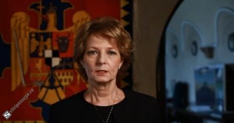 ANUNŢ al Casei Regale: Principesa Margareta susţine un discurs în Parlament
