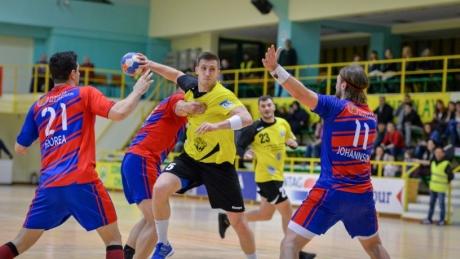 RK Nexe – Steaua Bucureşti, scor 28-23, în SEHA League la handbal masculin