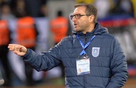 Devis Mangia, înaintea derby-ului cu CFR: 'Mă bucur că echipa CSU Craiova nu este considerată una italiană'