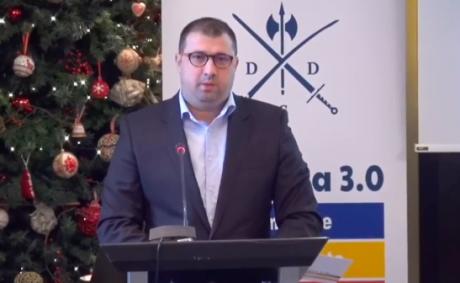 Daniel Dragomir lansează Inițiativa Civică România 3.0: luptă împotriva statului paralel