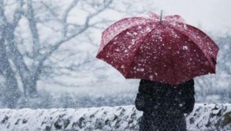 Vești proaste de la meteorologi - Lapovița și ninsorile revin în forță