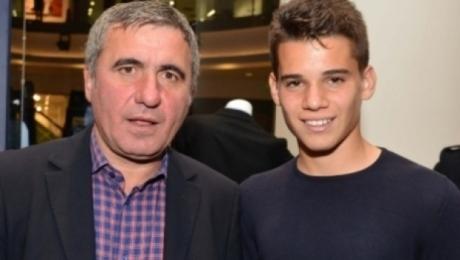 Destinaţie SURPRIZĂ pentru Ianis Hagi: Unde ar putea să joace fiul lui Gică Hagi sezonul viitor