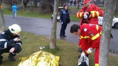 Anchetă la Constanța: Piciorul carbonizat al unui bărbat a fost găsit într-o localitate
