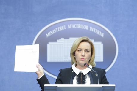 Numire de ULTIM MOMENT în Poliţie! Ministrul de Interne a făcut ANUNŢUL: Cine îi va fi adjuct noului şef al IGPR, Cătălin Ioniţă