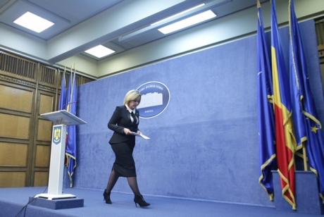 Ironia sorţii! Carmen Dan, ultima zi în funcţia de ministru, tocmai de 'Ziua MAI': 'Mandatul meu a fost despre oameni'