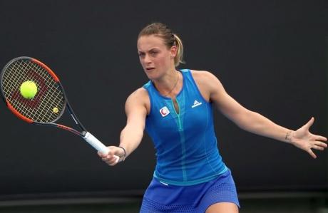 Ana Bogdan a pierdut în primul tur la BRD Bucharest Open cu principala favorită