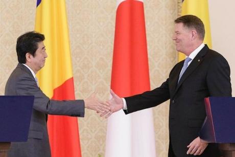 Shinzo Abe anunță ce investiții URIAȘE vor să facă japonezii și ridicarea vizelor pentru români: 'Pentru Japonia, România e un partener CRUCIAL' / VIDEO