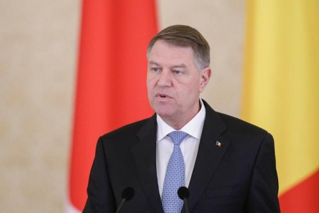 President Iohannis: Romania endorses rigorous implementation of international sanctions imposed to North Korea