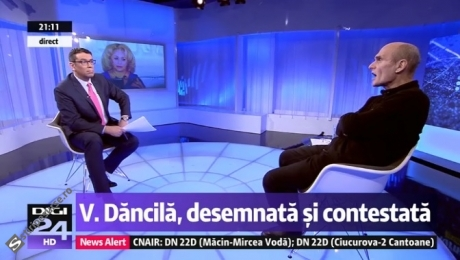 Cristian Tudor Popescu, citat la CNCD, după ce a spus că Viorica Dăncilă are părul ca o maimuță: 'Pot fi acuzat că m-am legat de aspectul fizic al maimuței'