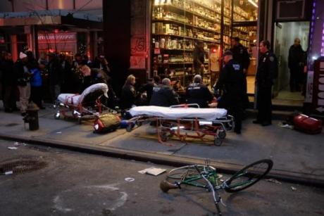Un român a fost ÎMPUȘCAT la New York, după ce un bărbat a deschis focul lângă Empire State Building - VIDEO