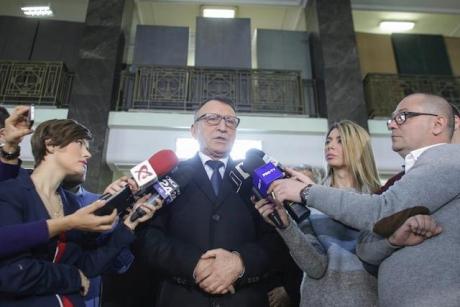 Paul Stănescu NU demisionează din Guvern. Reacţie la decizia CExN al PSD: 'Am fost umilit inutil şi fără niciun argument'