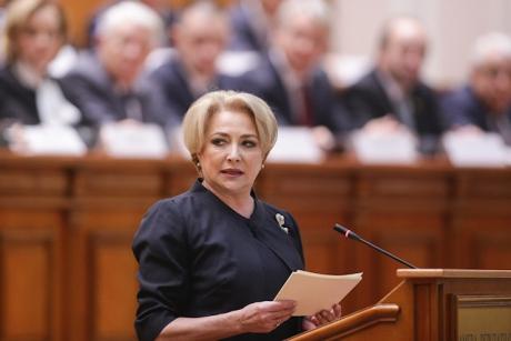Viorica Dăncilă a scăpat de explicațiile din Parlament. Deputat PSD: A fost normal să amânăm 'Ora prim-ministrului'