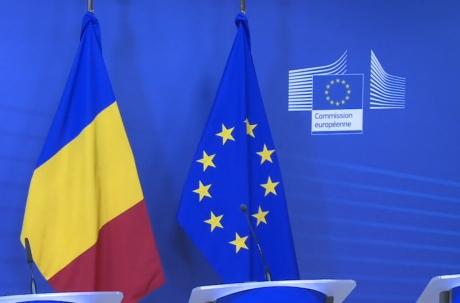 Oamenii de la Bucureşti ai Comisiei Europene minimalizează sancţiunea Bruxellesului: 'Nu există o problemă cu prezumţia de nevinovăţie'
