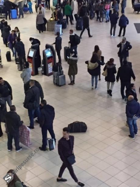 HAOS pe aeroportul Otopeni: sistemul informatic a PICAT